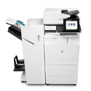 HP Color LaserJet Managed MFP E87640-50-60 serien (A4 Farge)