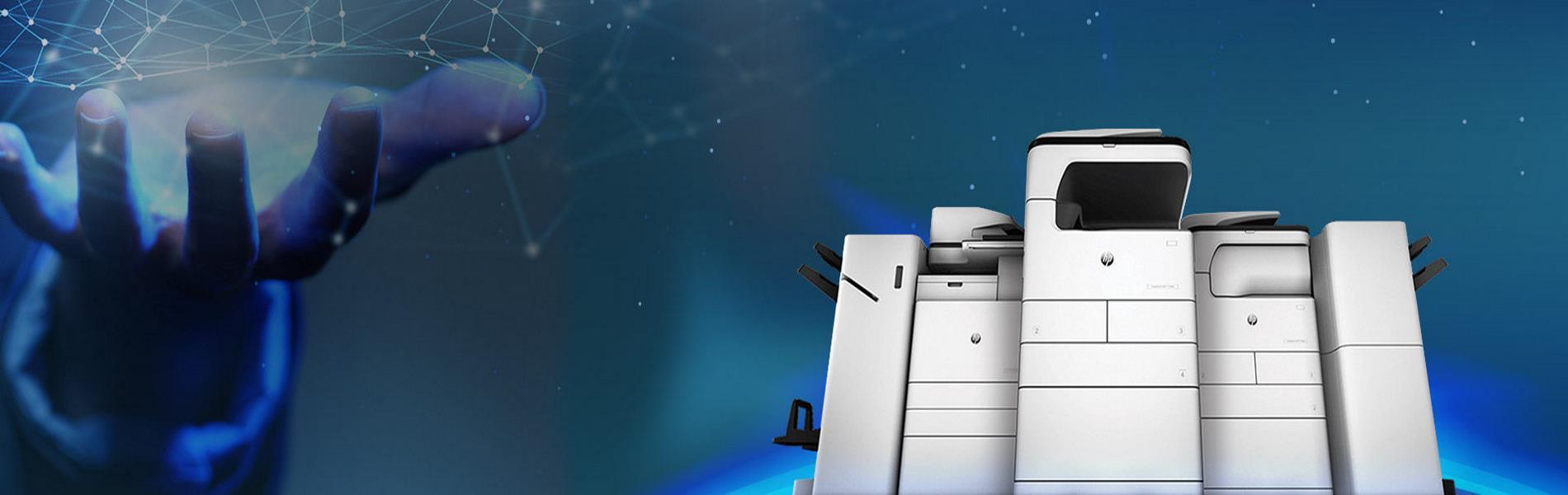 HP Multifunksjonsmaskiner