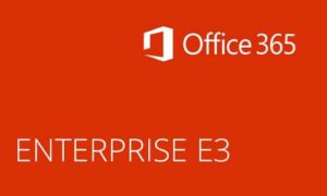 Mircosoft Office 365 Enterprise E3