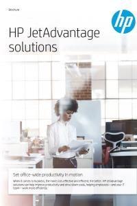 HP JetAdvantage Solutions