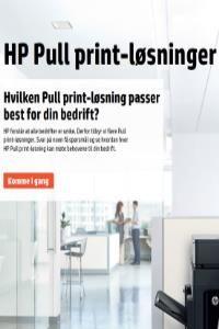 HP Pull print-løsninger