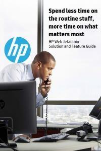 HP Web Jetadmin Guide