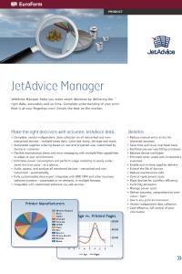JetAdvice - Manager