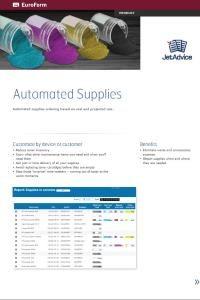 JetAdvice - Supplies
