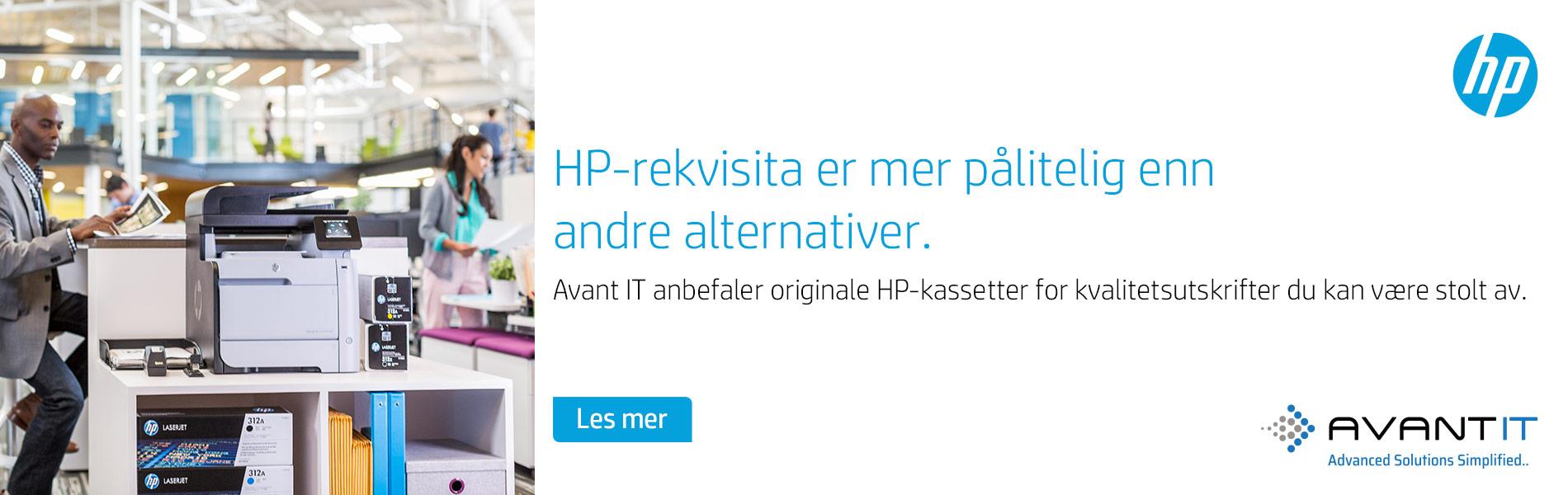 HP Rekvisita
