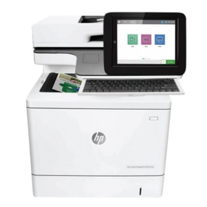 HP Color LaserJet Managed MFP E57540 (A4 Farge)