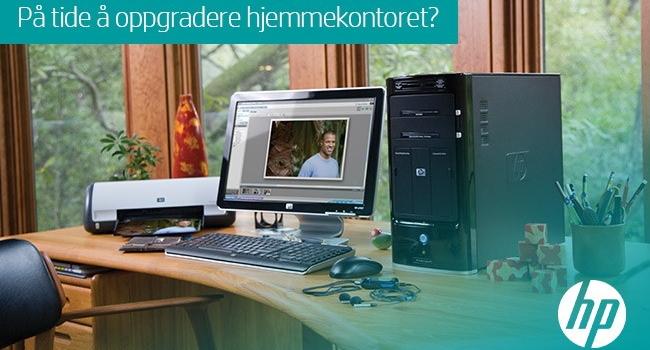 HP hjemmekontor